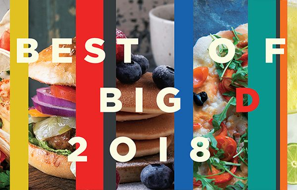Vote Now For The Best Food & Drinks in Dallas!