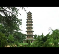 New Technology Restore 18th Century Chinese Pagoda in London