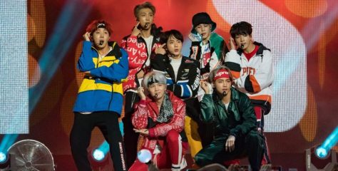 Korean K-Pop Band BTS Broke Another Record