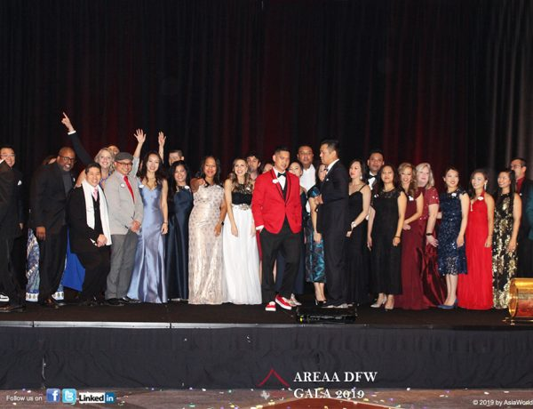 AREAA DFW Gala 2019 Celebrate the Lunar New Year