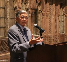 Former U.S. Secretary Of Transportation Norman Mineta