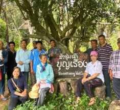 Thailand Villagers Save Ancestral Forest